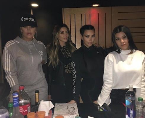 Khloe Kardashian fight 2