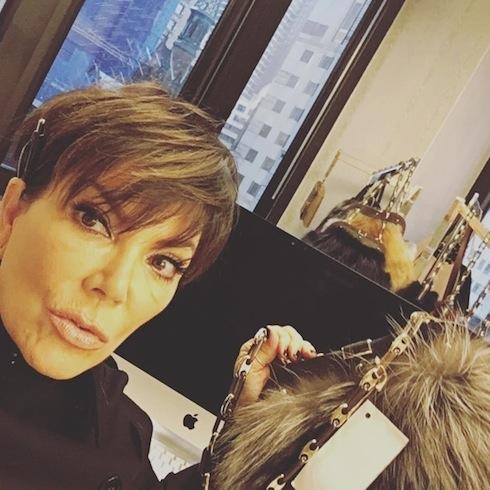 Kris Jenner feud 2