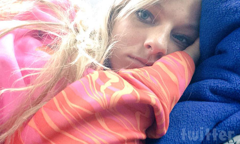 Mackenzie McKee sick