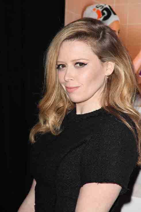 New York premiere of 'Sisters' at Ziegfeld Theater - Arrivals Featuring: Natasha Lyonne Where: New York City, New York, United States When: 08 Dec 2015 Credit: PNP/WENN.com