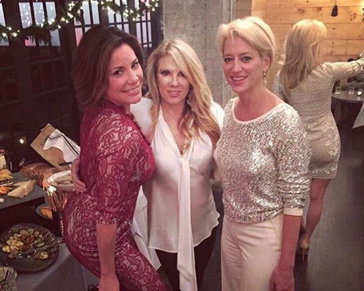 Who Is LuAnn De Lesseps Engaged To? Who Is Thomas D'Agostino?
