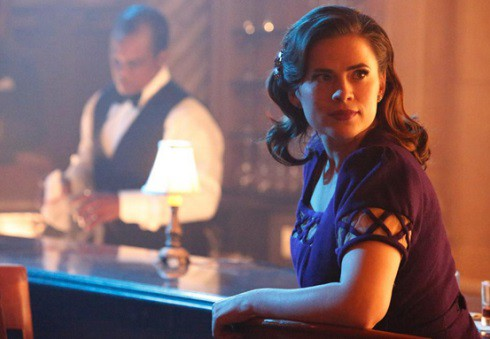 Hayley Atwell Peggy Carter ABC twitter