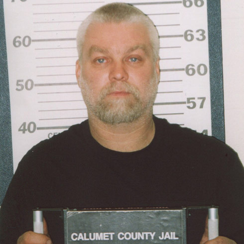 Making a Murderer Steven Avery mug shot