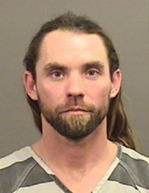 Matthew Clate McDaniel mugshot Tallapoosa County Alabama