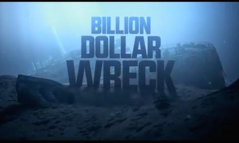 Billion Dollar Wreck fake 5