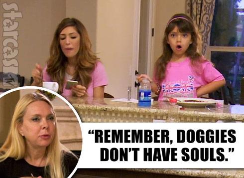 Debra Danielsen doggies don't have souls