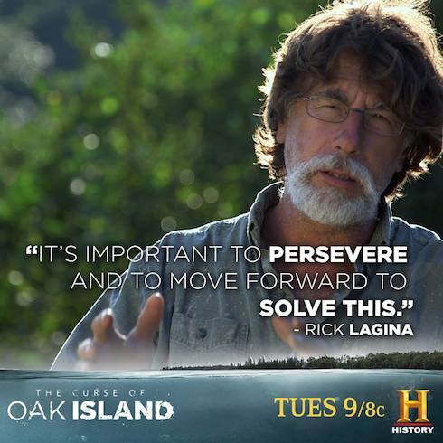 Did Curse of Oak Island find the treasure 1