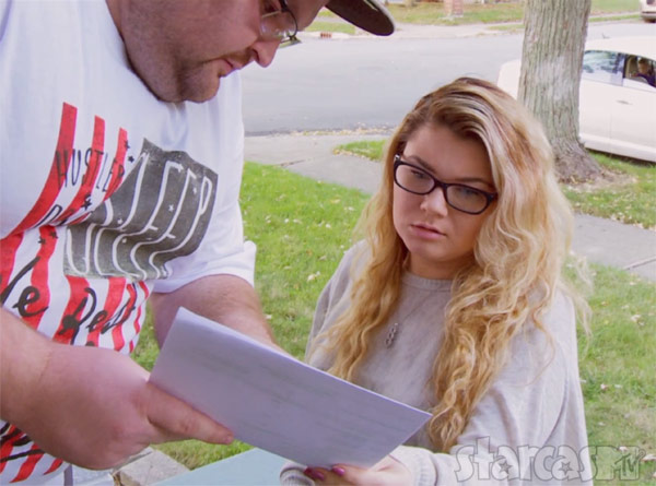 Gary Shirley Amber Portwood Matt Baier child support documents