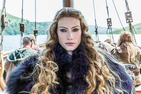Is Vikings historically accurate 1