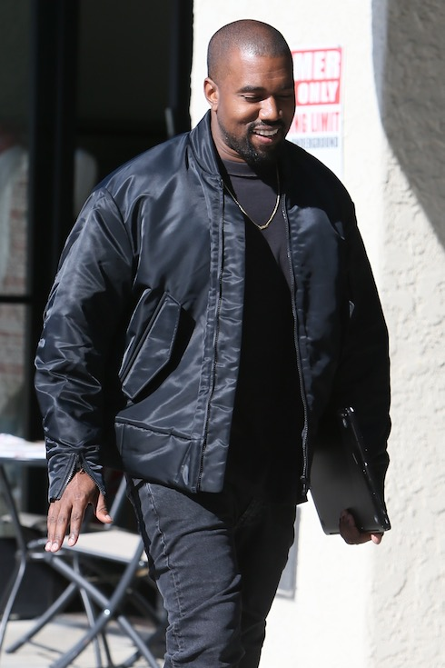 Kanye West seen taking daughter North West to ballet Featuring: Kanye West, North West Where: Los Angeles, California, United States When: 11 Nov 2015 Credit: Michael Wright/WENN.com