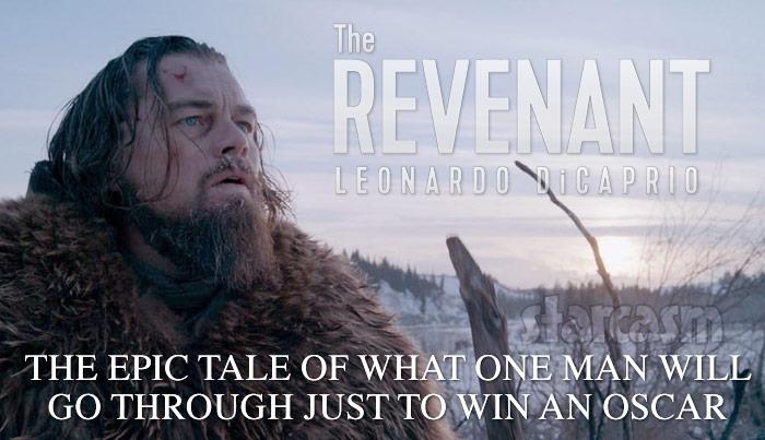 Leo DiCaprio Oscars meme