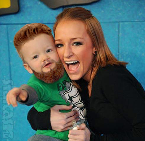 Maci Bookout son Connor Maverick