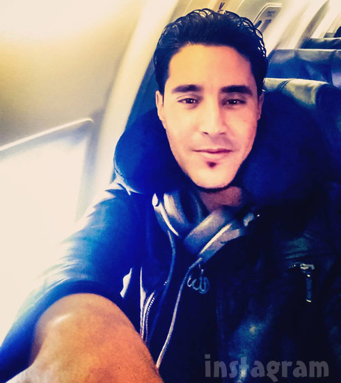 90 Day Fiance Mohamed Jbali airplane