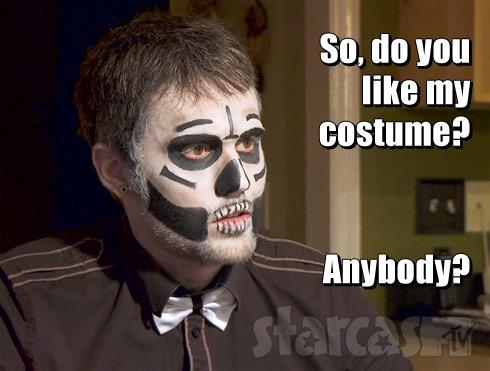 Ryan Edwards Halloween costume