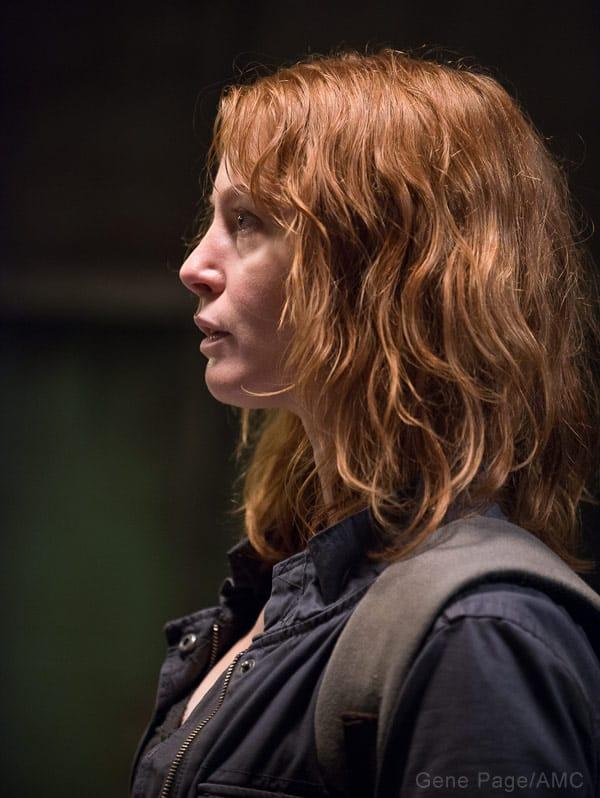Alicia Witt Walking Dead Negan