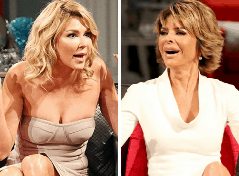 Brandi Glanville vs Lisa Rinna