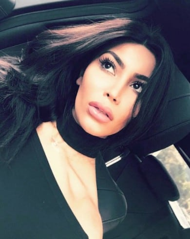 Does Kim Kardashian have a body double 1