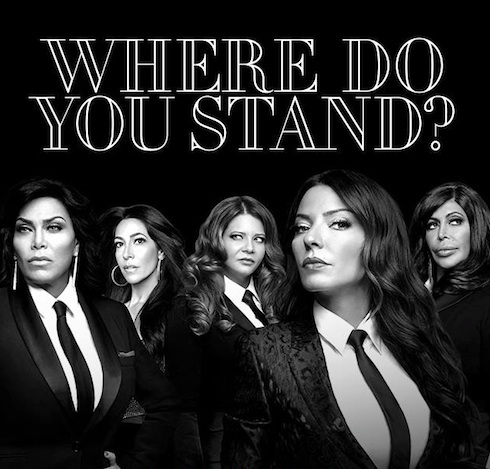 Mob Wives: Drita and Karen Twitter fight explodes following