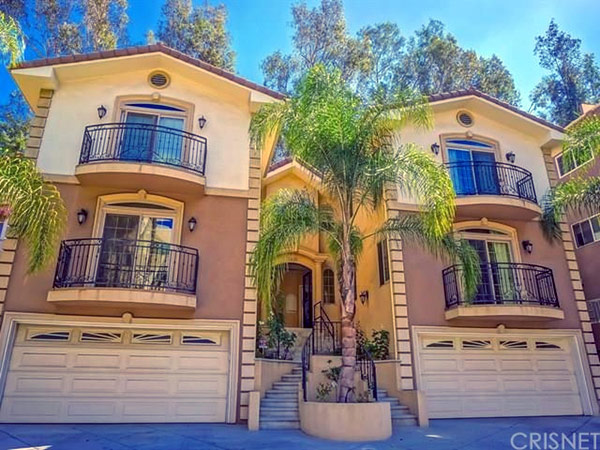 Farrah Abraham Hollywood Hills home shopping condo