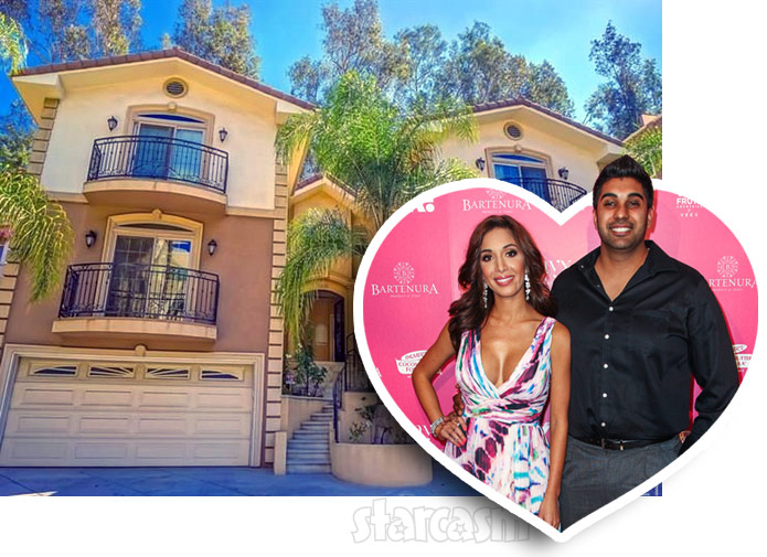 Teen Mom OG Farrah Abraham Simon Hollywood home shopping