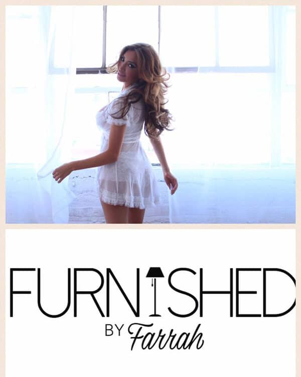 Furnished By Farrah Abraham furniture store