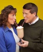 Jim Bob Michelle Duggar milkshake