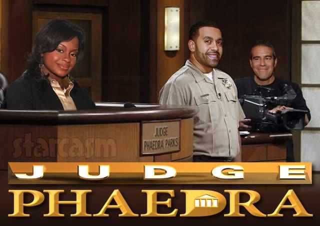 Judge Phaedra Parks show