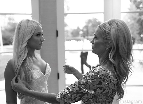 Kim Richards Daughter Brooke Wiederhorn wedding