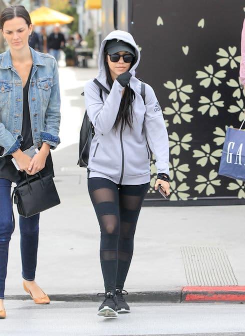 Kourtney Kardashian is seen in Los Angeles, California. Pictured: Kourtney Kardashian Ref: SPL1242543 070316 Picture by: Bauer-Griffin/Bauergriffin.com