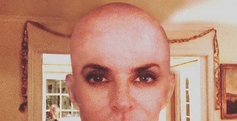 Lisa Rinna Wears Wigs closeup