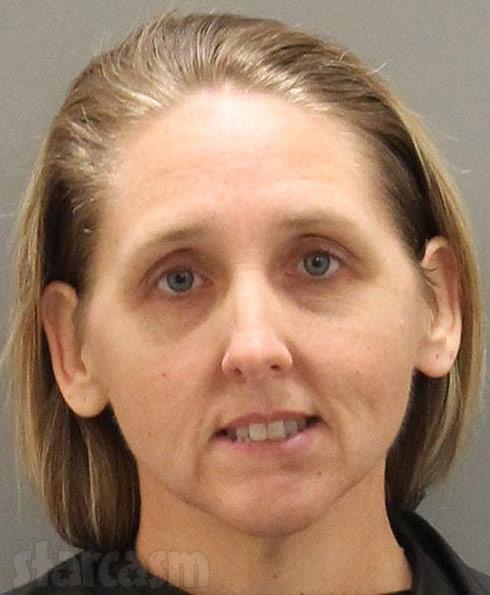 Pamela Chrisley arrested mugshot photo