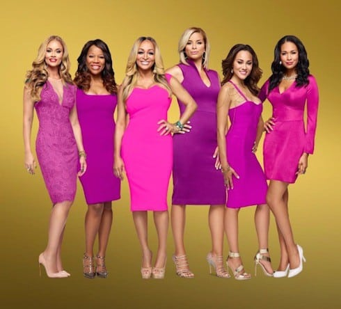 Real Housewives of Potomac reunion 2