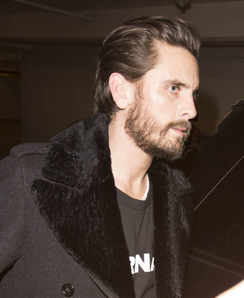 Scott Disick leaves Tyga Concert at Club Nokia with Dilated Pupils! Pictured: Scott Disick Ref: SPL1236746  270216   Picture by: Holly Heads LLC / Splash News Splash News and Pictures Los Angeles:	310-821-2666 New York:	212-619-2666 London:	870-934-2666 photodesk@splashnews.com