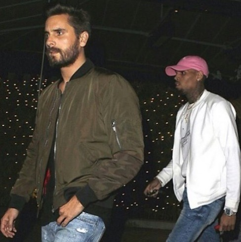 Scott Disick drug use 1