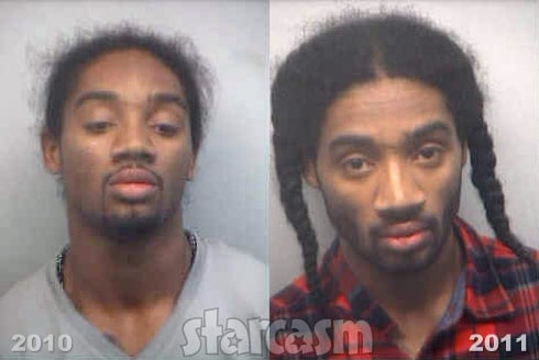 LHH Atlanta Scrapp DeLeon arrests mug shots 2010 2011