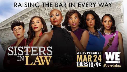 Sisters In Law cast