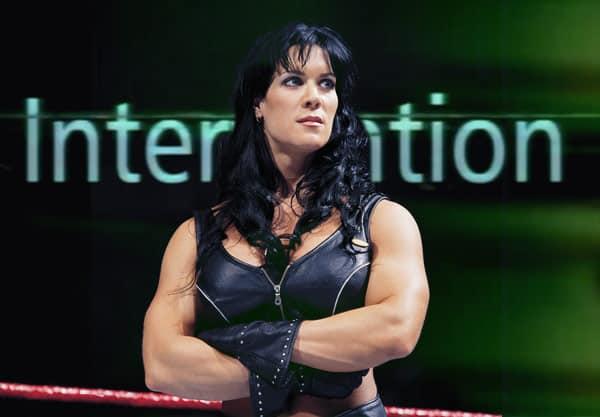 Chyna WWE wrestler Intervention