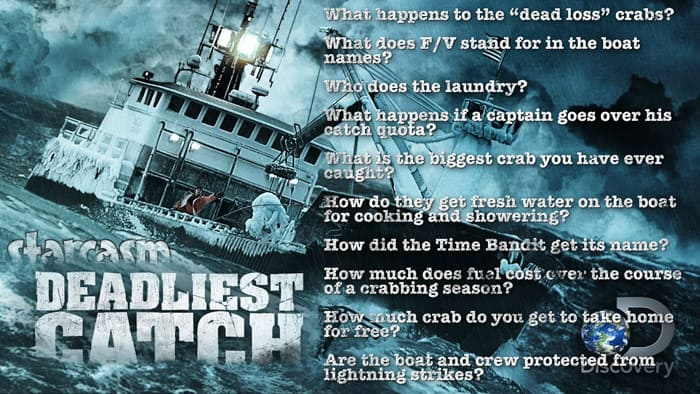 Deadliest Catch Time Bandit FAQ frequently asked questions