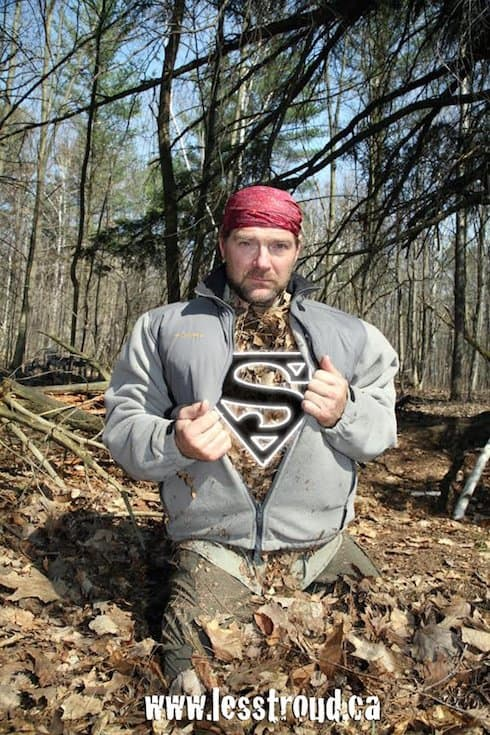 Did Les Stroud die 4
