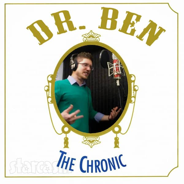 Dr Dre The Chronic Dr. Ben Seewald