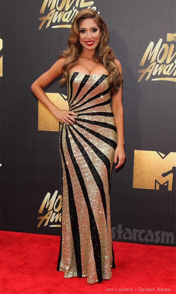 Farrah Abraham 2016 MTV Movie Awards