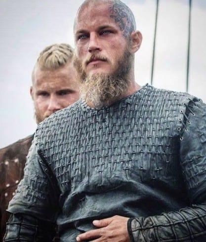 Is Travis Fimmel leaving Vikings 1
