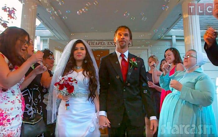 Return To Amish Jeremiah Raber wedding photo
