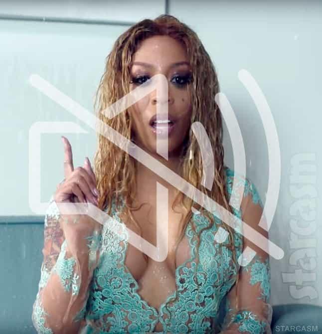K Michelle muted
