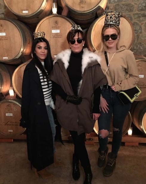 Keeping up with the Kardashians writers 4