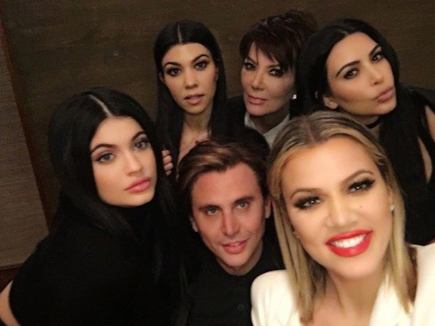 Keeping up with the Kardashians writers 5
