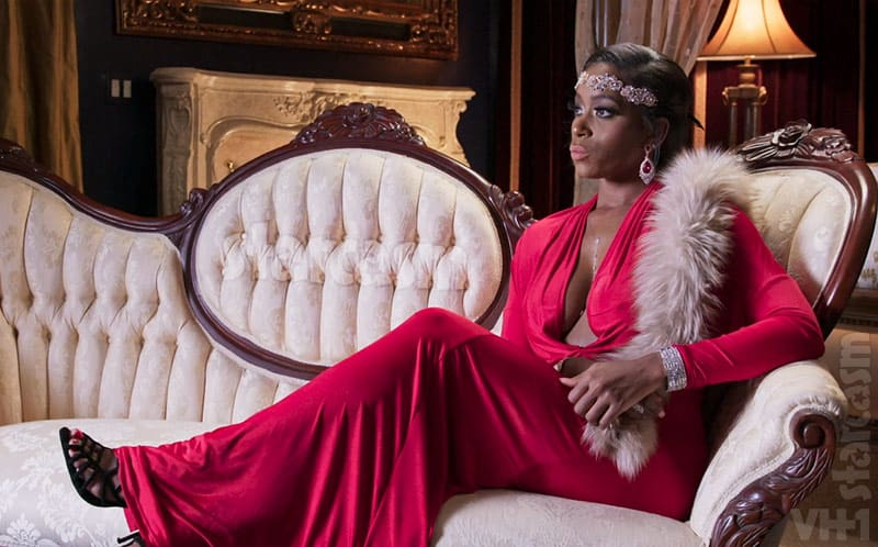 Love and Hip Hop Atlanta Tiarra Tia Becca