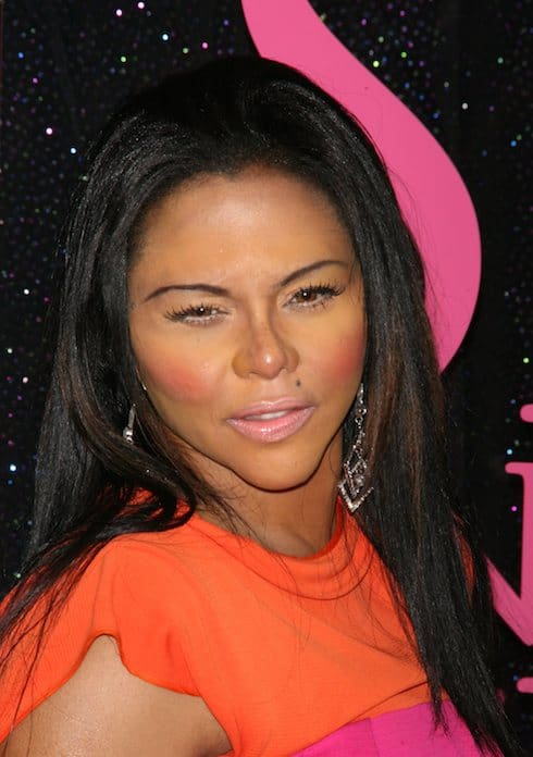 Kimberly Jones aka Lil' Kim US premiere of 'Sex and the City: The Movie' at Radio City Music Hall - Arrivals Featuring: Kimberly Jones aka Lil' Kim Where: New York City, United States When: 27 May 2008 Credit: PNP/WENN