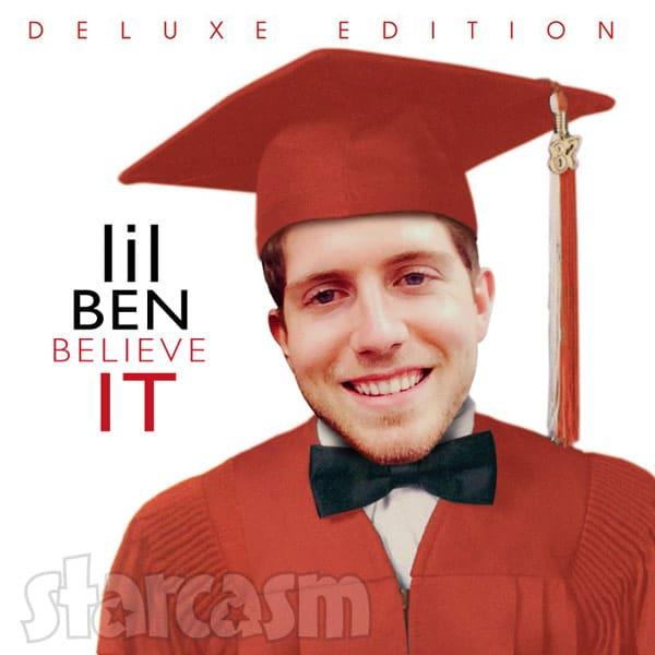 Lil Wayne Tha Carter IV album cover Lil Ben Seewald Believe It song