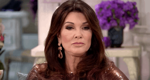 Lisa Vanderpump at the RHOBH reunion
